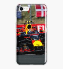 Formula 1 Hungary 2017 iPhone Case/Skin