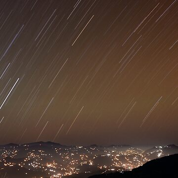It's Raining Stars, Nagarkot, Nepal by kasianowak