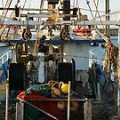 NEWCASTLE FISHING BOAT by Phil Woodman