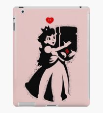 TShirt Princess and Bomb Hugger Banksy Parody iPad Case/Skin