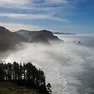 marine layer by Bruce  Dickson