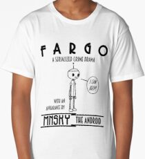 Vintage Minsky 4 Long T-Shirt