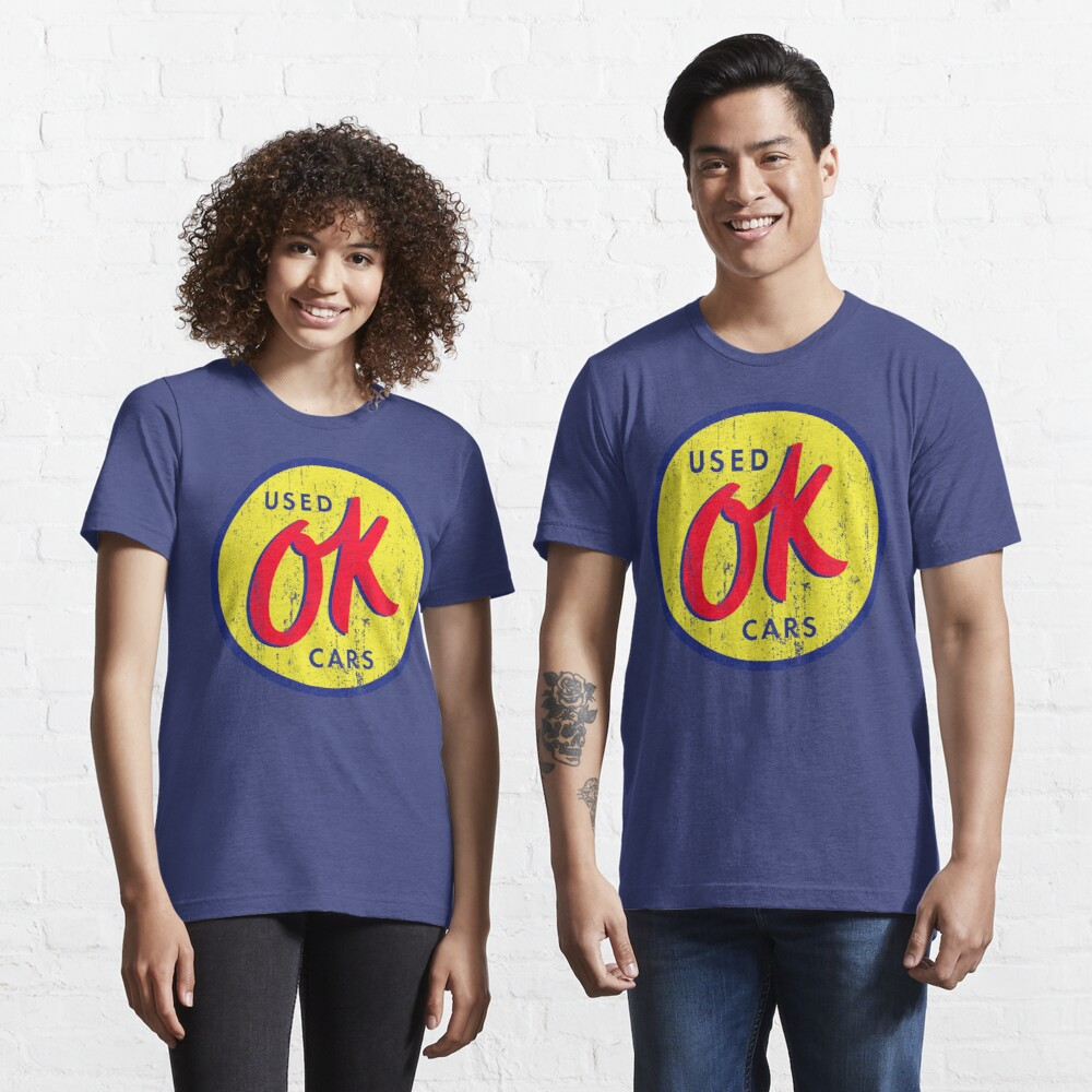 OK Gebrauchte Autos Essential T-Shirt
