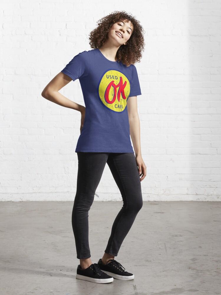 Alternative Ansicht von OK Gebrauchte Autos Essential T-Shirt
