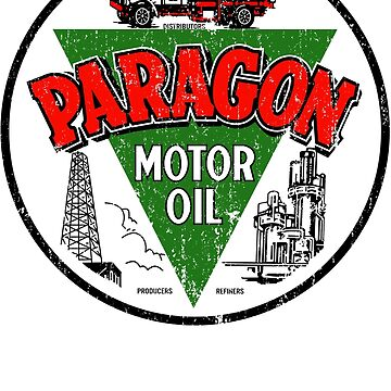 Paragon Motor Oil by hotrodz