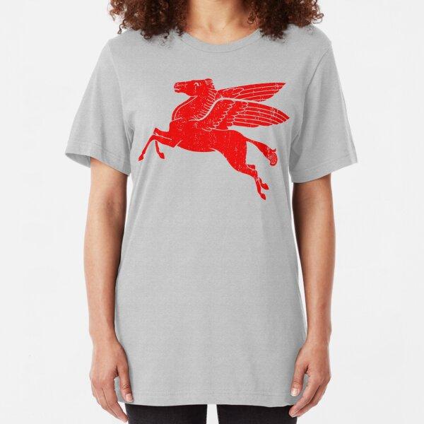 Pegasus - Klassischer Stil Slim Fit T-Shirt