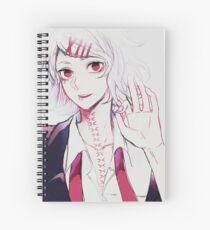 Tokyo Ghoul Juuzou Suzuya Spiral Notebook