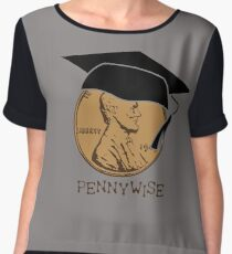 pennywise Chiffon Top