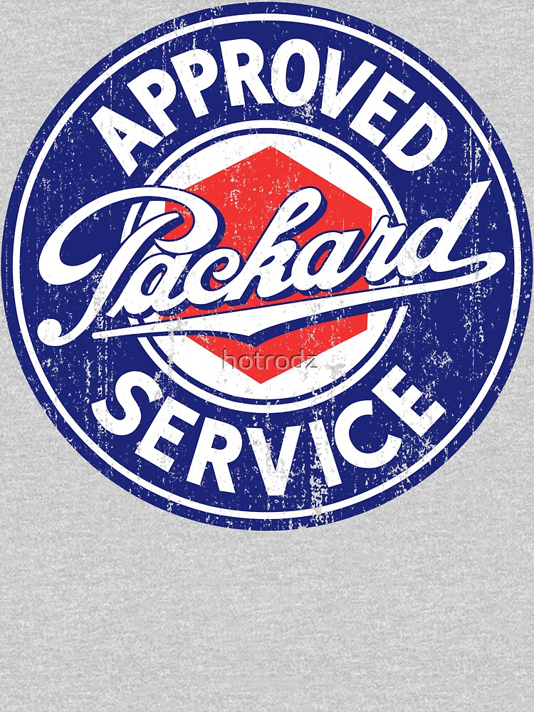 Packard Service by hotrodz