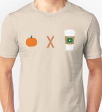 Pumpkin Spice Latte T-Shirt