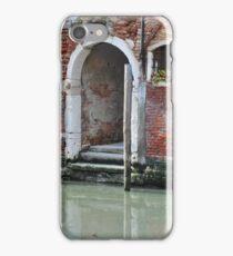 Venetian Doorway iPhone Case/Skin