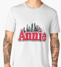 Annie Musical Logo Men's Premium T-Shirt