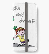 April and Donnie iPhone Wallet/Case/Skin