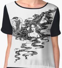 Mermaids Chiffon Top