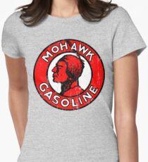 Mohawk Gasoline Women's Fitted T-Shirt