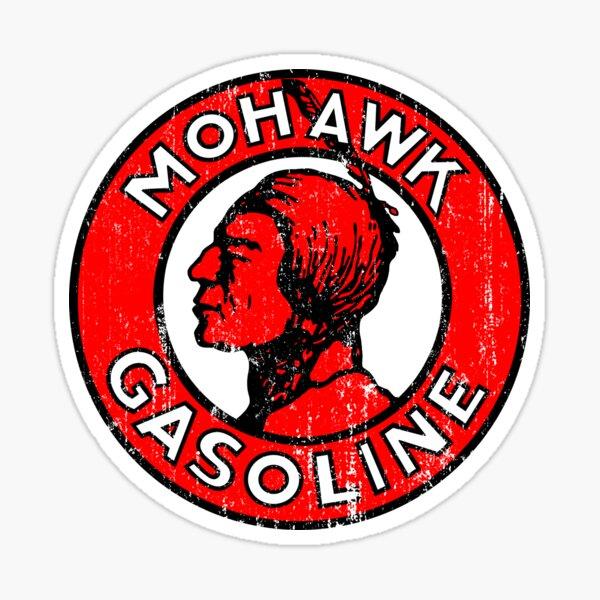 Mohawk Gasoline Sticker