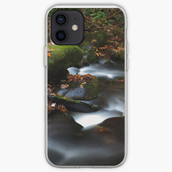 Soothing Waters iPhone Soft Case