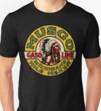 Camiseta unisex Gasolina de musgo