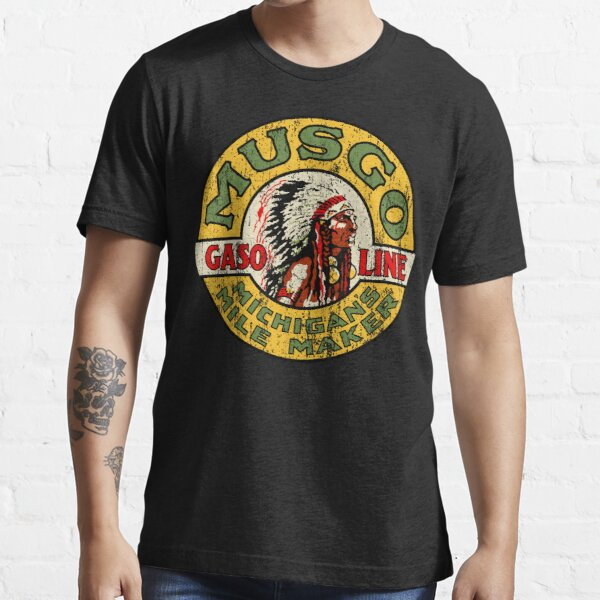 Musgo Gasoline Essential T-Shirt