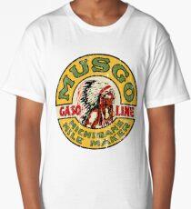 Musgo Gasoline Long T-Shirt