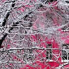 Winter in a Pink Town by Masha-Gr