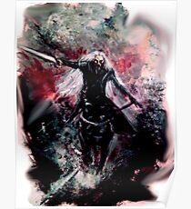 Samael the Immortal Knight Poster