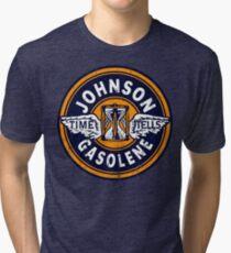 Johnson Gasolene Tri-blend T-Shirt