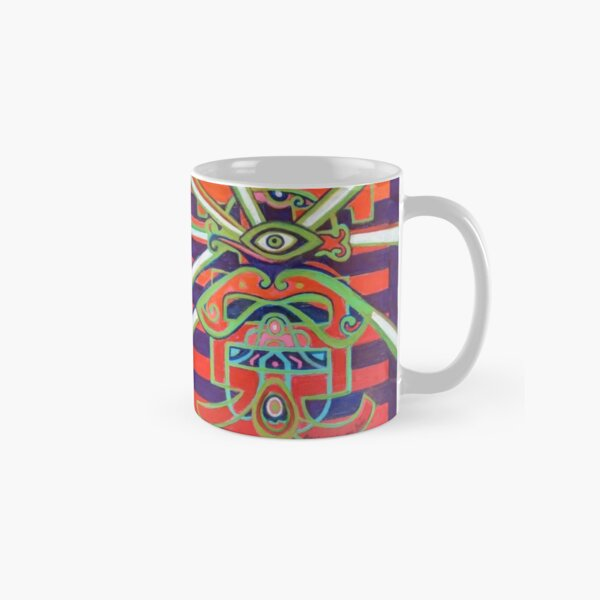 Hexagram 14: Ta Yu (Wealth) Classic Mug