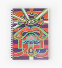 Hexagram 14: Ta Yu (Abundance) Spiral Notebook