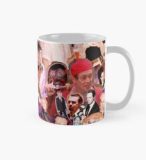 Steve Buscemi Galaxy Collage Mug