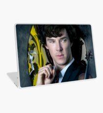 Sherlock Laptop Skin