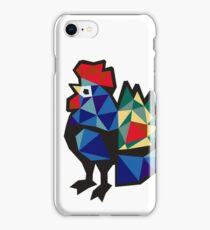 Polish Folk Rooster iPhone Case/Skin