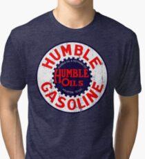 Humble Gasoline Tri-blend T-Shirt