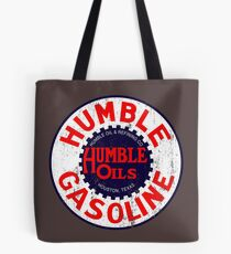 Humble Gasoline Tote Bag