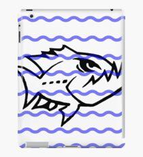 bait-z logo 2 iPad Case/Skin