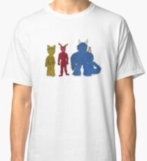 Abandoned Destinies Main Characters Classic T-Shirt