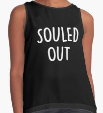 SOULED OUT Contrast Tank