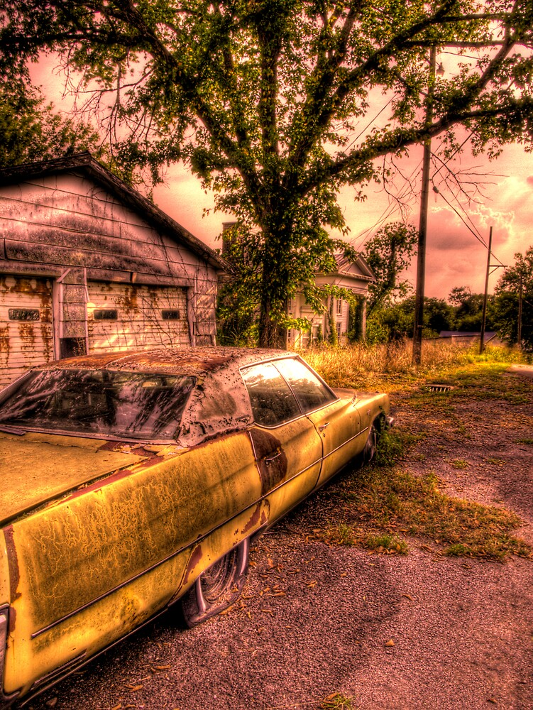 Downtown Mulberry Tennessee by Maurice FitzGerald