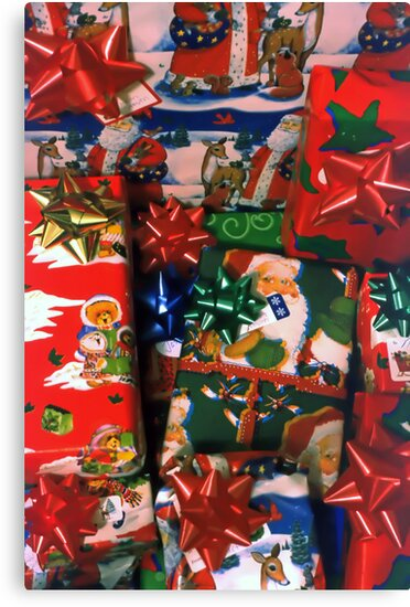 Christmas Gifts (2) by SteveOhlsen