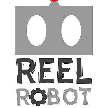 Reel Robot Films color logo by HappyAmerica