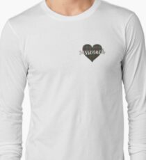Sassenach in heart Long Sleeve T-Shirt