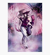 Juri - Street Fighter Photographic Print