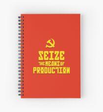 Communism Spiral Notebook