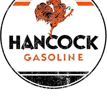 Hancock Gasoline by hotrodz