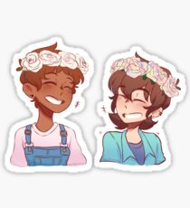 Pastel Klance Edit Sticker