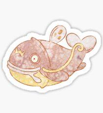Taiyaki Whiscash Sticker