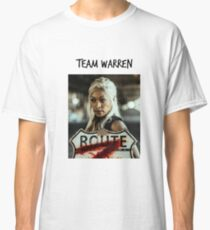 Team Warren Season Four  Classic T-Shirt