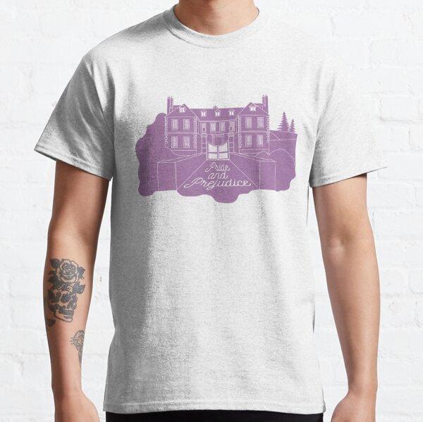 Jane Austen - Pride and Prejudice, Longbourn Classic T-Shirt