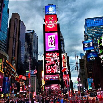 Times Square North H by bobmeyers