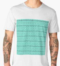 Facets (green) Men's Premium T-Shirt